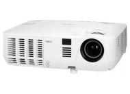 Проектор NEC V260 (V260G) (DLP, SVGA 800x600, 2600Lm, 2000:1, 1x7W speaker, 3D Ready, lamp 5000hrs, WHITE, 2.5kg)