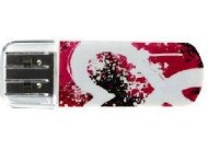 Флеш-диск USB 8Гб VERBATIM Store n GoMini GRAFFITI EDITION (98165)